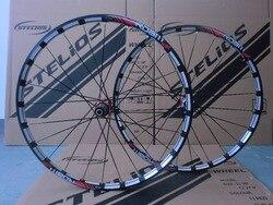 26 cal koła rowerów górskich zestaw kół 24 otwór koła drogowego zestaw kół rowerowych HUB/obręczy rowerów akcesoria