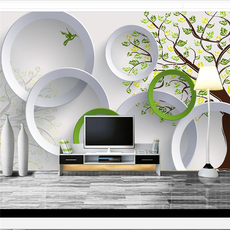 beibehang Custom Photo Mural 3d Wallpapers Mosaic Trees 3D Background Wall Murals wallpaper for walls 3 d papel de parede beibehang custom marble pattern parquet papel de parede 3d photo mural wallpaper for walls 3 d living room bathroom wall paper