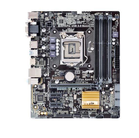 все цены на B85M-G PLUS LGA1150 all solid-state computer motherboard support i3 i5 онлайн
