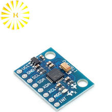 GY521 GY 521 GY-521 MPU-6050 Module MPU6050 Module 3 Axis Analog Gyro Sensors 3 Axis Accelerometer Module DIY KIT Connector(China)