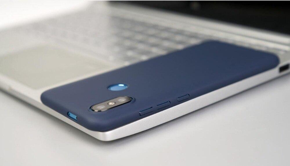 Image 5 - Original Xiaomi MI A2 Lite Case Xiaomi Mi 6X Back Capa Matte Phone Cover Fuda Capa mi6x a 2 lite PC Hard shockproof redmi 6 pro-in Fitted Cases from Cellphones & Telecommunications