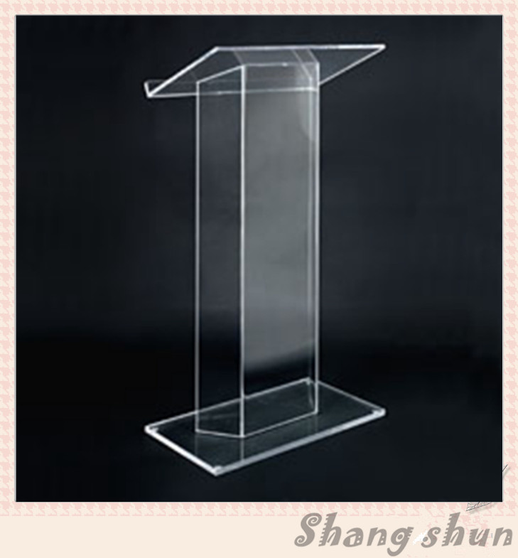 Acrylic Podium Pulpit Lectern Cheap Acrylic Lectern Church