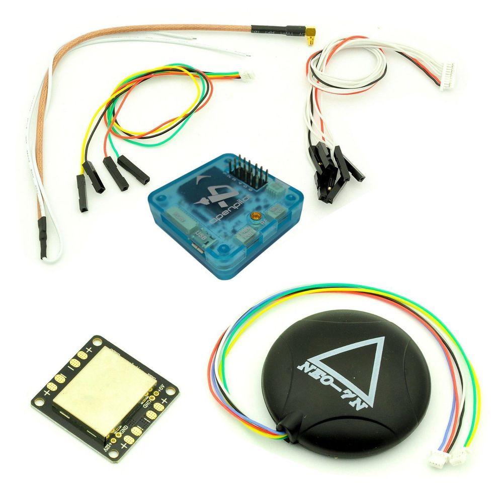 OpenPiolot CC3D Revolution Flight Controller with Shell & NEO-7N GPS & PDB revolution 7 1 card revolution 7 1 audio interface card 100