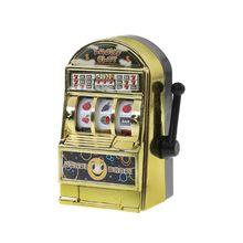 1 шт. Lucky Jackpot мини фрукты слот машина Забавный подарок на день рождения Детские развивающие игрушки