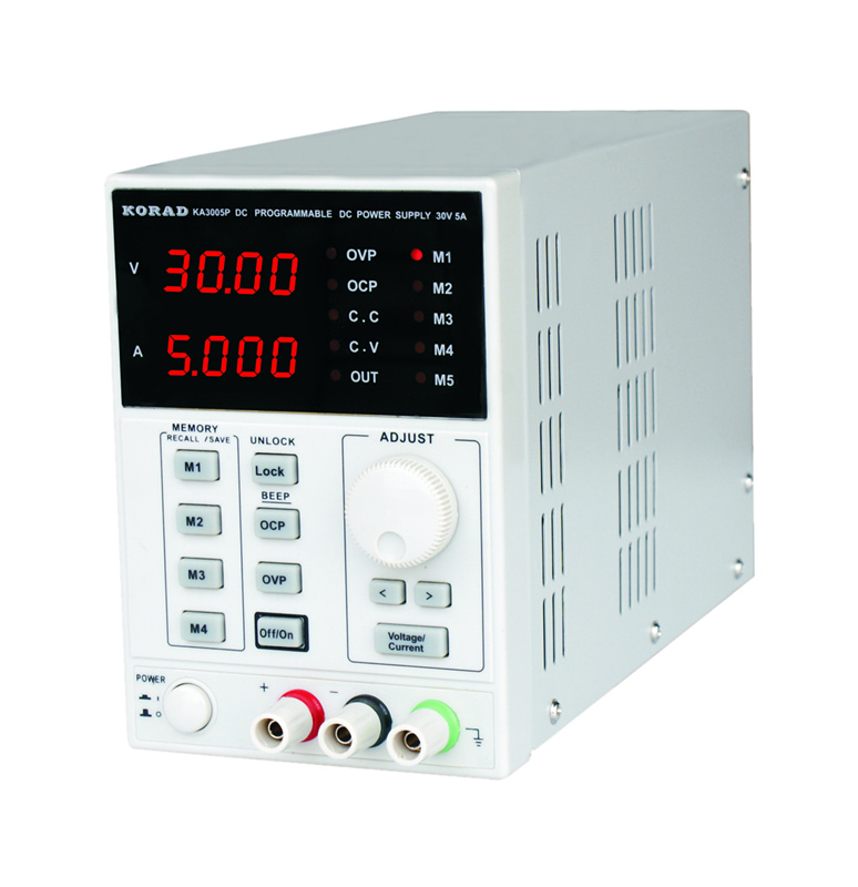 KA6002P - Programmable Precision Variable 60V 2A DC Linear Power Supply Digital Regulated Lab Grade with USB cable and software it6720 programmable dc power supply 60v 5a lab grade