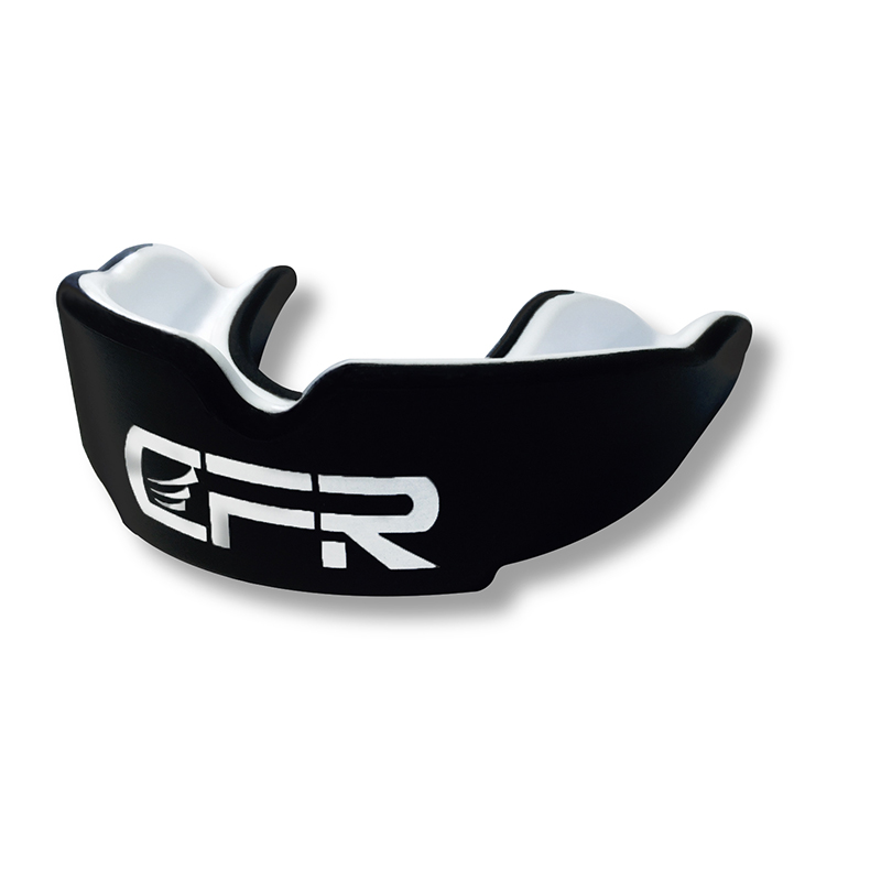 Top Sale CFR Mouthguard Mouth Guard Teeth Protect Double Side Boxing ...