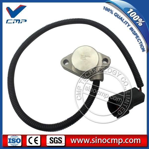 7861-92-1540 Excavator Oil Pump Pressure Sensor for Komatsu PC220-5 PC220LC-5 PC300-5 PC300LC-5 PC310-5 PC310LC-5 7861-92-1540 Excavator Oil Pump Pressure Sensor for Komatsu PC220-5 PC220LC-5 PC300-5 PC300LC-5 PC310-5 PC310LC-5