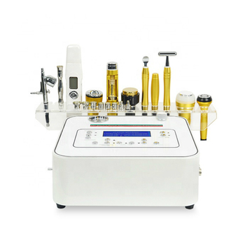 Microcurrent Face Lift | Diamond Microdermabrasion Microcurrent Face Lift Machine/professional Facial Rf Mesotherapy Electroporation Beauty Device