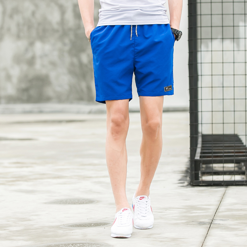 Summer Quick Drying Beach Shorts Male Casual Compression Shorts Mens Jogge Shorts Men Plus Size M-5XL Free Shipping Short Homme