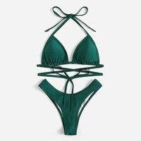 Brazilian Push Up Bikini Set  5