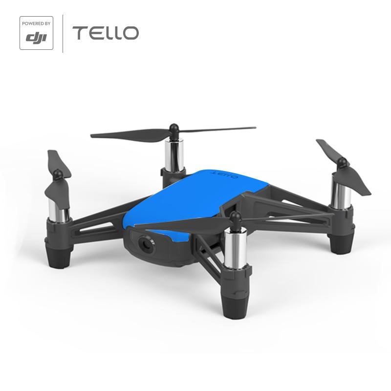 DJI Ryze Tello Mini Toy Drone Powered by DJI 720P HD Transmission Camera 13mins Flight time