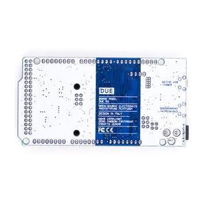 Image 2 - جديد الرسمية متوافق بسبب R3 مجلس SAM3X8E 32 بت ARM Cortex M3/Mega2560 R3 Duemilanove 2013 ل Arduino UNO بسبب المجلس