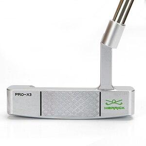 Image 3 - Клюшка для гольфа, Мужская правая 33 34 35 дюймов, Серебристый Стальной полукруглый вал, бесплатная доставка