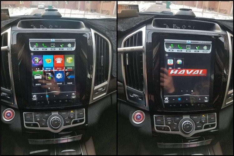 Multimedia Displayer Radio Limo