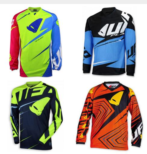 Jersey Motocross-Ciclismo MX DH Pro MTB Bicicleta Ropa Equipo Dh-Bmx Carretera Camiset