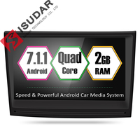DSP Android 7 1 1 Two Din 8 Inch Car DVD GPS Video Player For Porsche