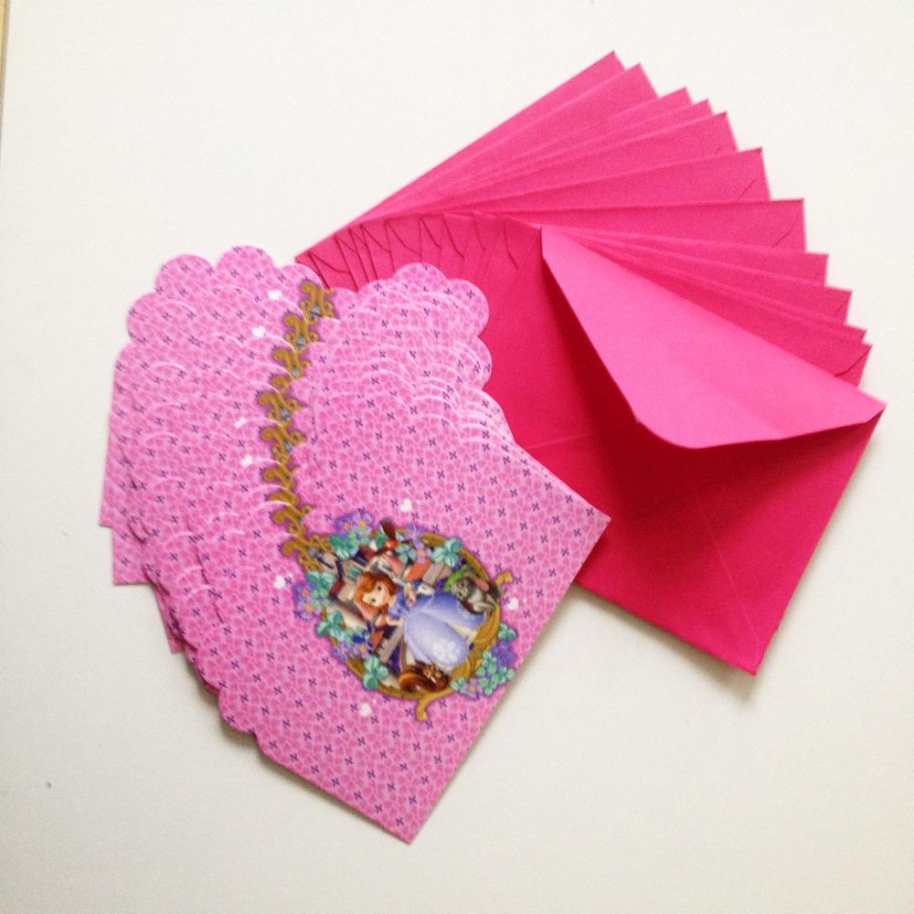 Mädchen Einladungen Kaufen Billigmädchen Einladungen, Einladung