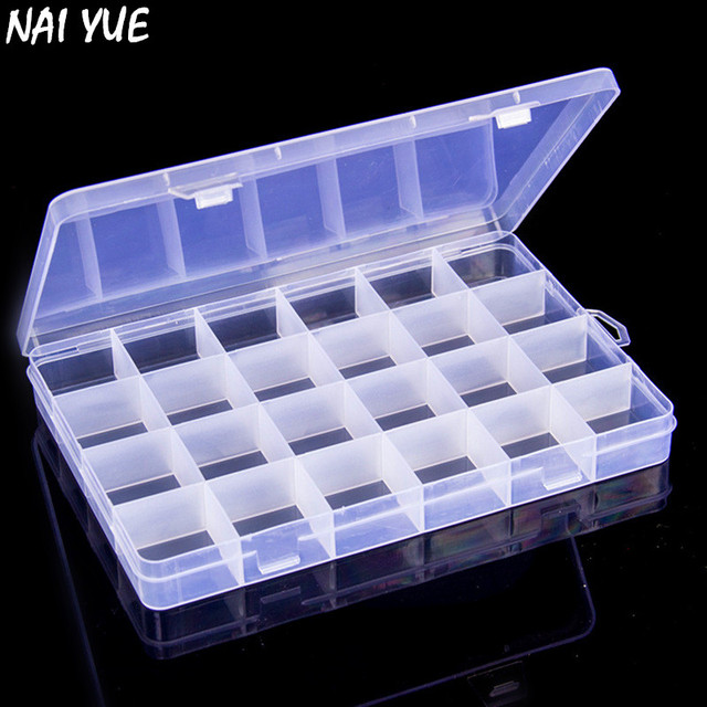 Storage Box Jewelry Box NAI YUE New Adjustable Plastic Storage Box