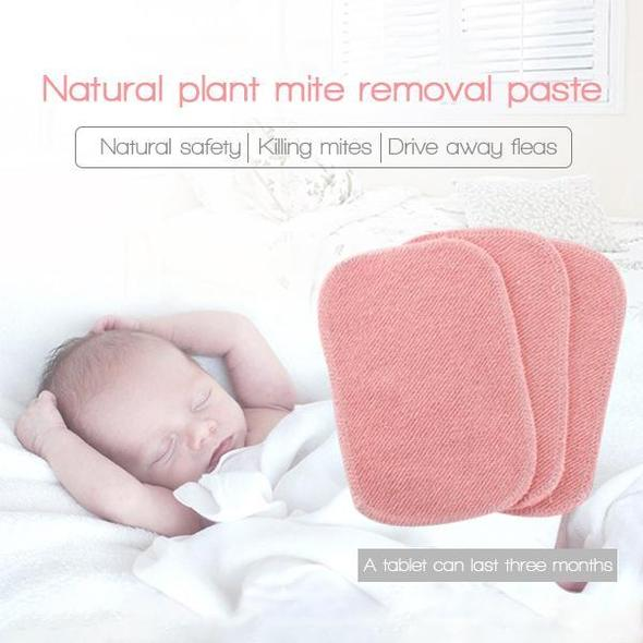 3pcs/lot Anti Mites Pads Cushion Bed Bug Protector Dust Mite Killing Pad Home Hotel Killing Small Worms Baby Protect