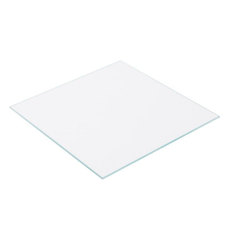310mm x 320mm x 3mm Borosilicate Glass Build Plate for <font><b>Creality</b></font> <font><b>CR10S</b></font> Pro 3D Printer Glass Bed (310 x 320 x 3mm square) image