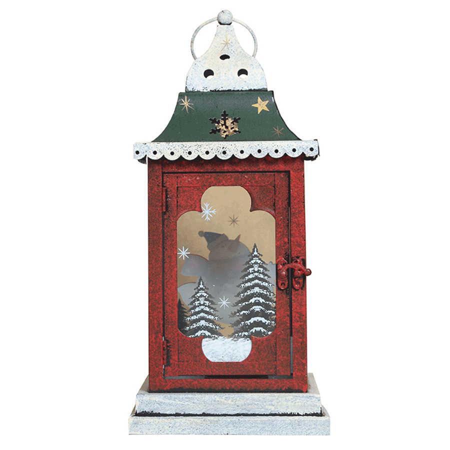 Рождество шаббат Сова Чай tick металла Стекло Nordic большая люстра Чай свет клетка Oiseau Mariage Сова Чай украшения дома 5Z0001
