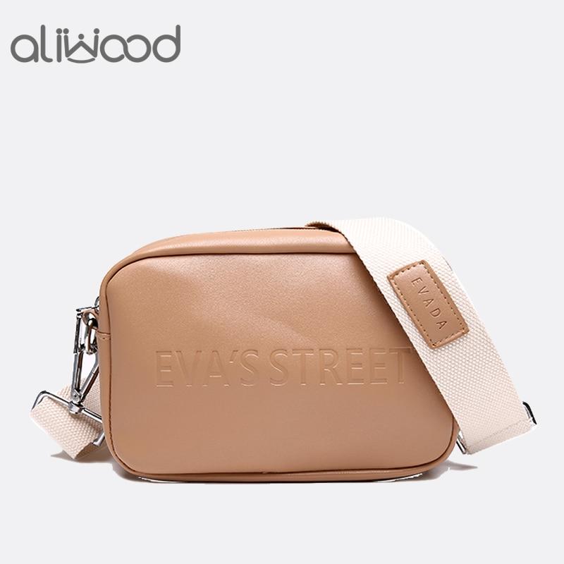Aliwood markalı dizayner dəri qadın çantası qadın çiyin - Çantalar - Fotoqrafiya 2