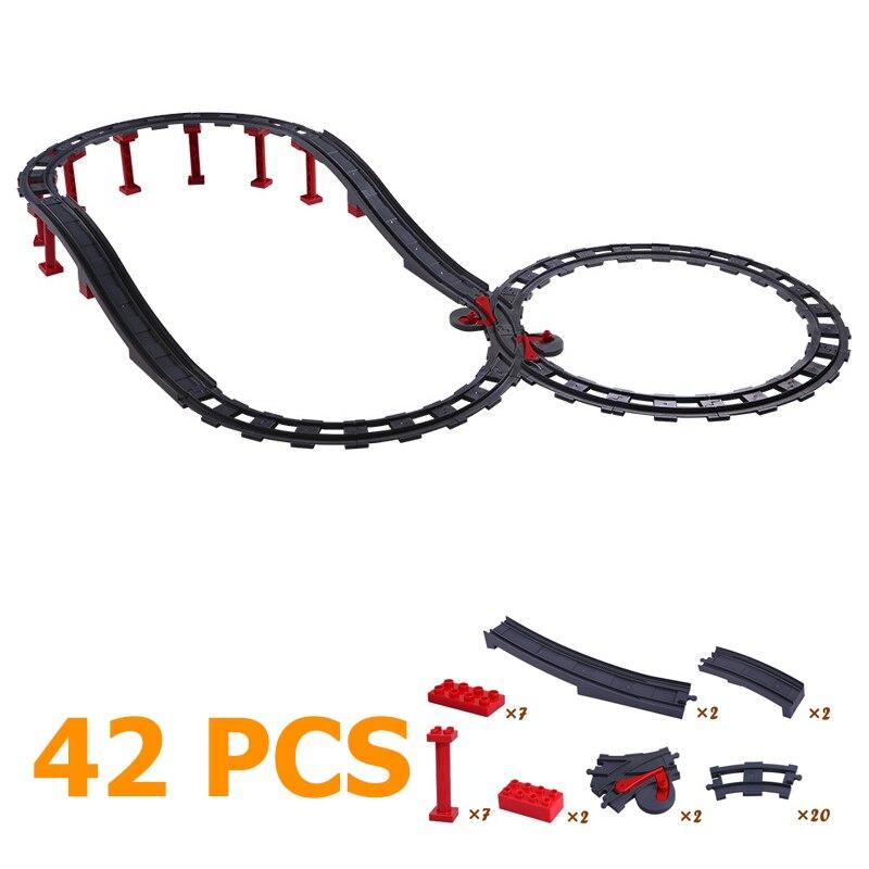42pcs Track set5
