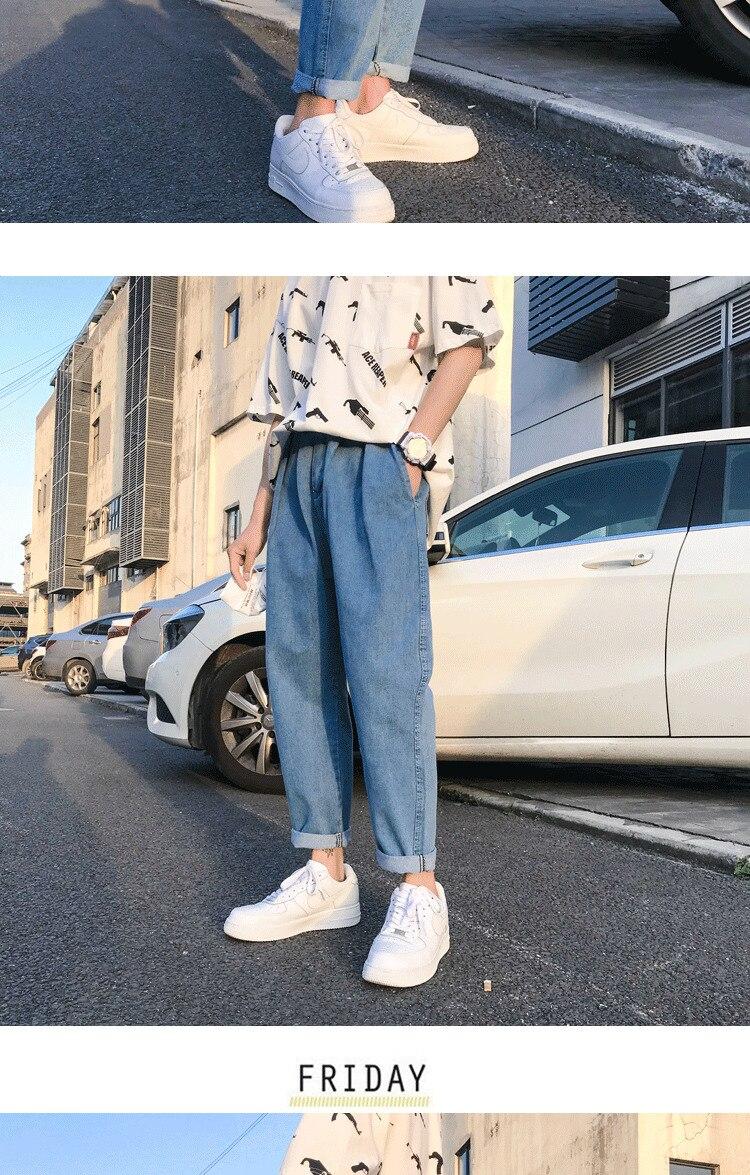 Jeans Dollar Streetwear 2018 5