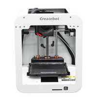 CreateBot colorful SuperMini 3D Printer Touch Screen Metal case 3d printer High Precision 3D Drucker Impresora 3D