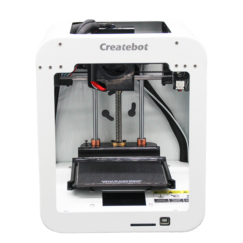 CreateBot colorful SuperMini 3D Printer Touch Screen Metal case 3d printer High Precision 3D Drucker Impresora 3D image