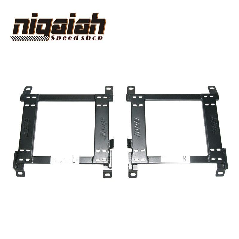 Heerlijk Brand New Seat Accessoires Autostoel Brakcet Auto Zetels Base Mount Fit Voor Toyota Gt86 Ae86 2.0 2013-2014