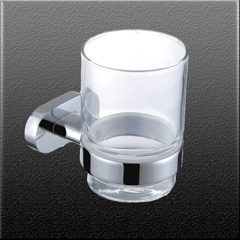 Bathroom Accessories Single Cup Holder Br Chorm Paper Wall Shelf Hanger Bath In Tumbler Holders From Home Improvement On