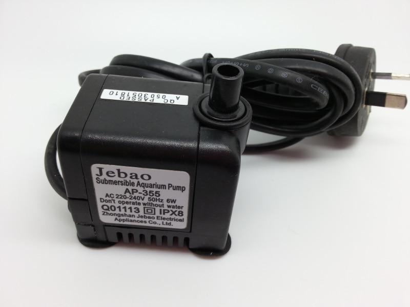 Ap355 Tauch Pumpe Pumpen Ac 220 V 230 V/6 W/pumpen Wasser/fisch Tank Pumpe/zirkulierende Wasser/filter Belüftung Lzx