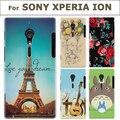 Чехол для SONY XPERIA ION пластик, прозрачный прозрачный гель защиты чехол для SONY XPERIA LT28I LT28H ион