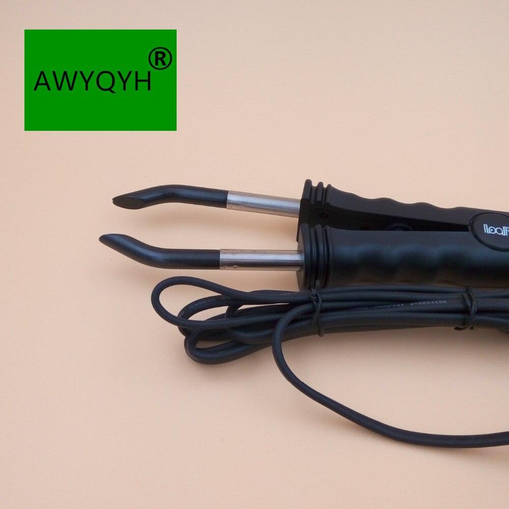 Утюжок для наращивания волос loof