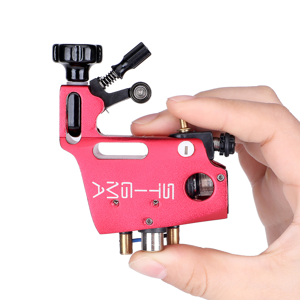 Besta Rotary Tattoo Machine Pen For Liner and Shader RCA interface Clip Cord Strong Quiet Motor Body&ArtBesta Rotary Tattoo Machine Pen For Liner and Shader RCA interface Clip Cord Strong Quiet Motor Body&Art