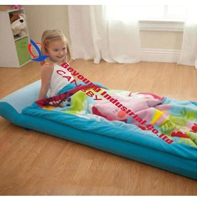 Intex Enfants Bébé Gonflable Plein Camping Air Blow En Up Matelas qWFCfOwqr4