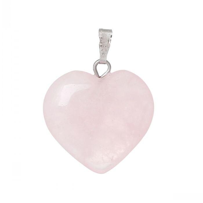 8seasons created gem stone charm pendants heart pink 27mm x 21mm1 1 8seasons created gem stone charm pendants heart pink 27mm x 21mm1 18 x 785pcs in pendants from jewelry accessories on aliexpress alibaba aloadofball Choice Image