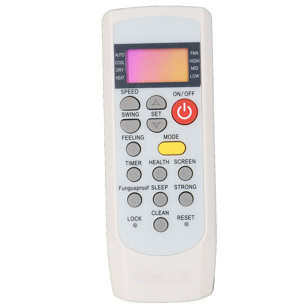 YKR I 001E Remote Control For AUX SESEI FINLUX Air Conditioner