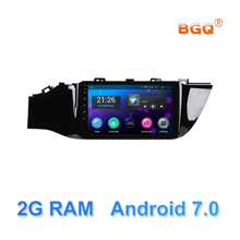 9 inch Android Car DVD Player GPS for Kia Rio K2 2017 2018 audio car radio stereo navigator with bluetooth wifi built in