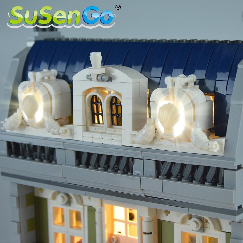 Juego de luces LED SuSenGo para el juego de iluminación del - Juguetes de construcción - foto 5