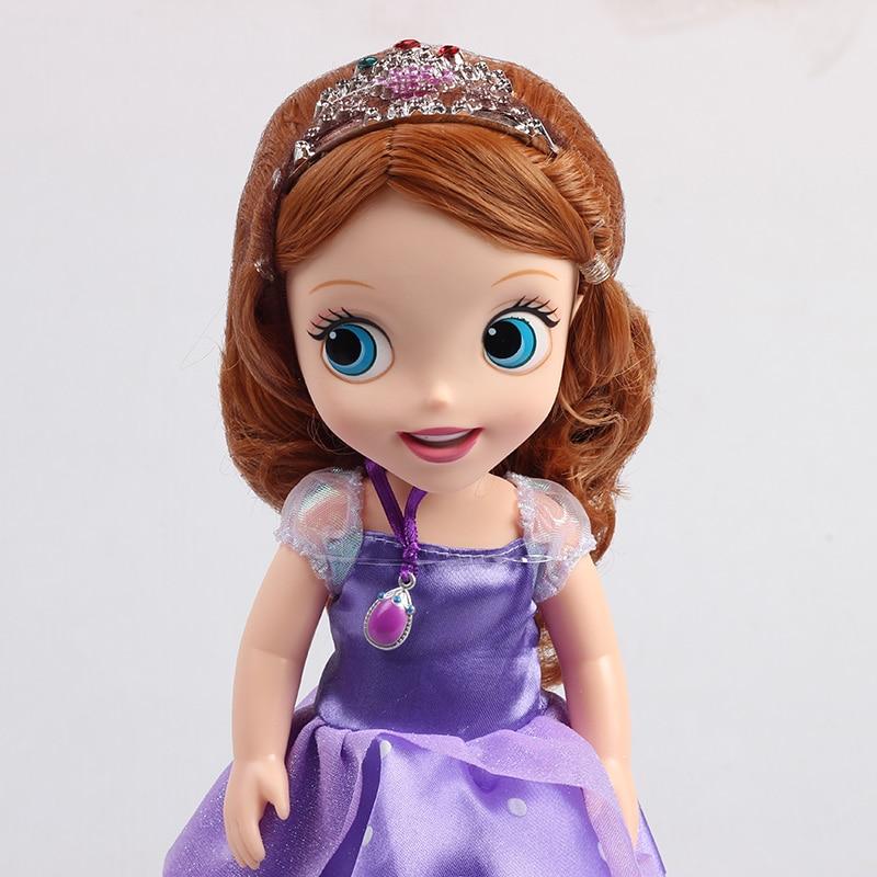 Софія 12-дюймовий: Софія Перша: Колись принцеса