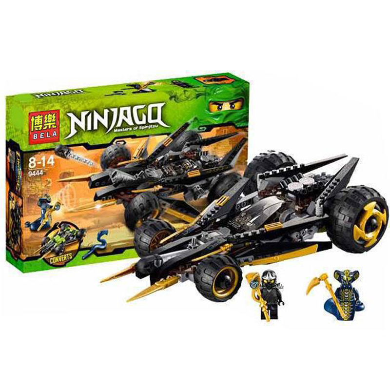 2017 Building Blocks Ninjago Kai Charger Activate Interceptor building bricks Figures Toys Compatible with Lepin toys for child