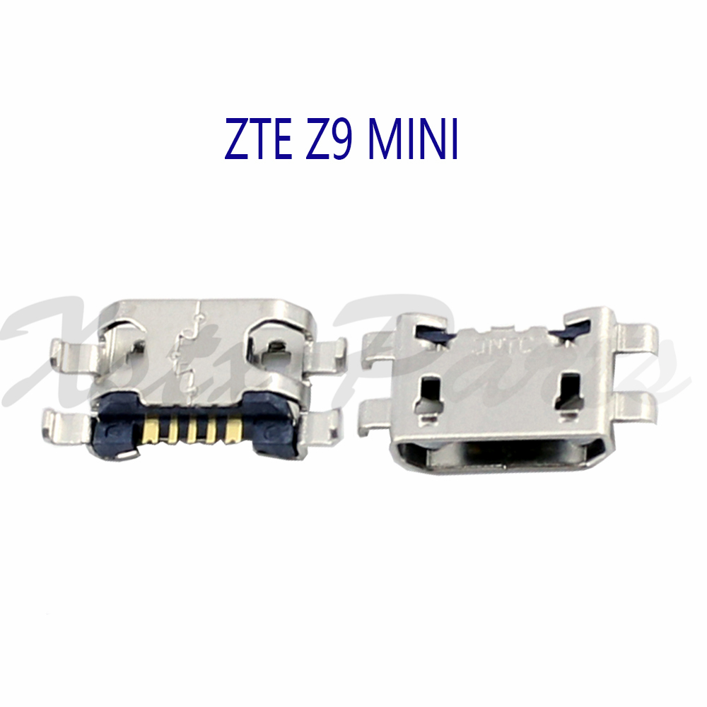 10 Pcs Neue Micro Usb Jack Lade-port Dock Connector Für Zte Nubia Z9mini Nx511j Z9 Mini