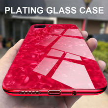 For Huawei Honor 10 Case Luxury Slim Glossy Tempered Glass Silicone Frame Honor10 Hard Cover For Huawei Honor 10 5.84 inch