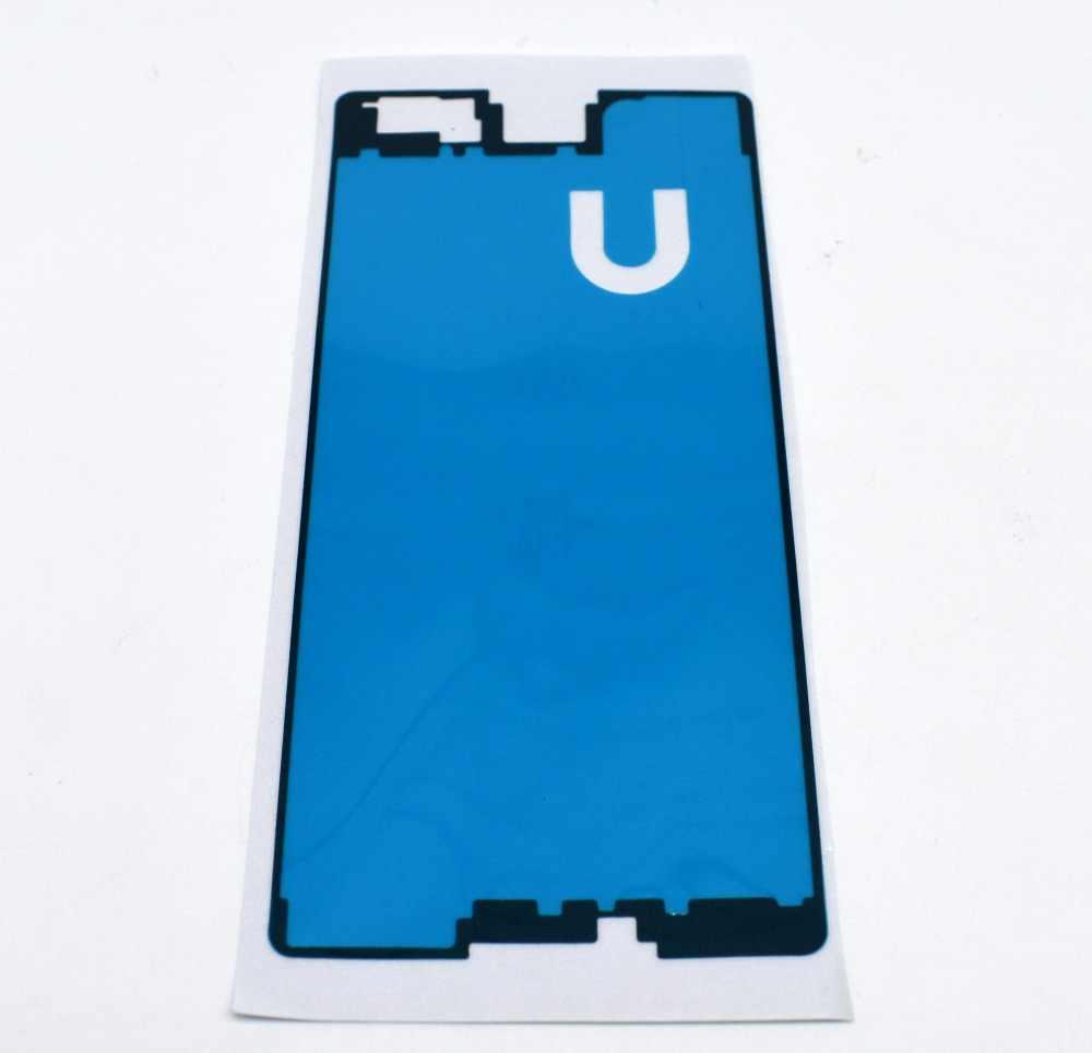 1 set = 2 pièces nouveau LCD cadre avant dos batterie couverture adhésif colle ruban autocollant pour Sony Xperia M5 E5603 E5606 E5653