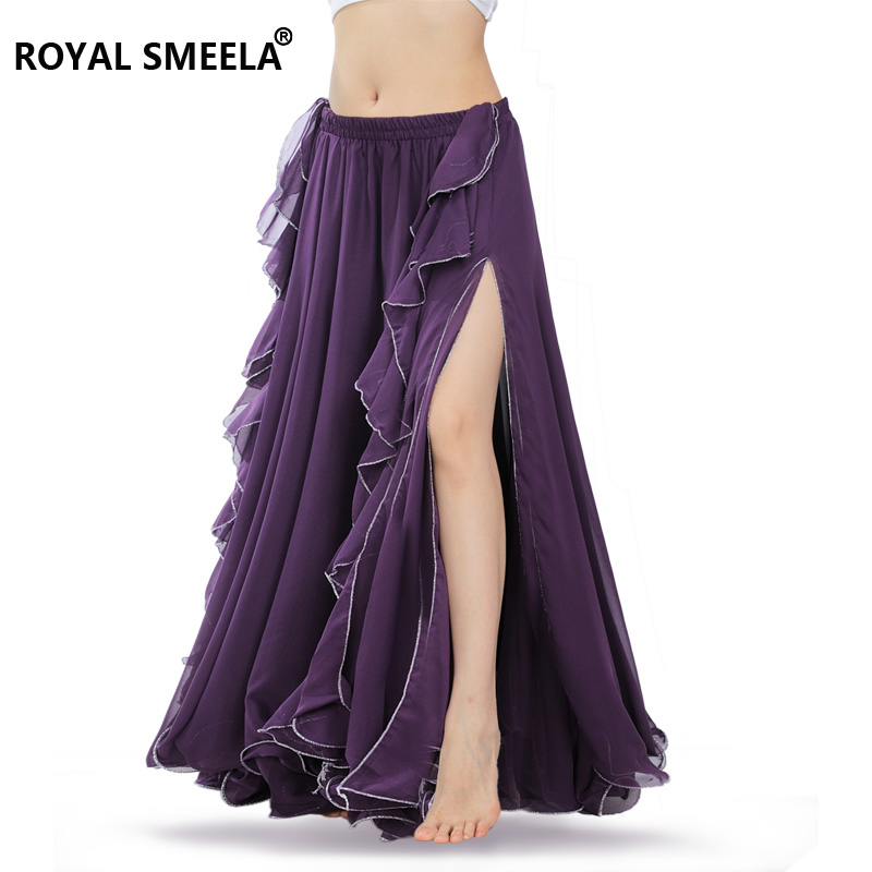 Ingyenes szállítás Magas színvonalú új bellydancing szoknyák hasi tánc szoknya ruha képzési ruha vagy teljesítmény -6001