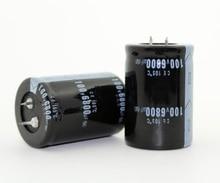 Condensateur électrolytique 6800UF 100V 100v6800uf, 50 pièces-2 pièces, 35x50mm