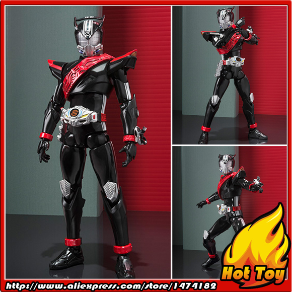 Original BANDAI Tamashii Nations S.H.Figuarts (SHF) Exclusive Action Figure - Masked Rider Zero Drive from Kamen Rider Drive 100% original bandai tamashii nations s h figuarts shf exclusive action figure garo leon kokuin ver from garo