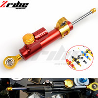 Motorcycle Accessories Damper Stabilizer Damper Steering Reversed Safety Control For Yamaha XJR1300 Xjr600 Yzfr1 R3 R6